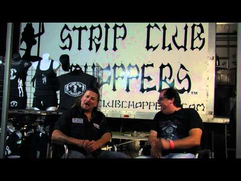 Strip Club Choppers in TX with Two Wheel Thunder TV.MOV