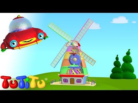 TuTiTu Toys | Windmill