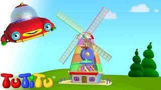 TuTiTu Toys   Windmill