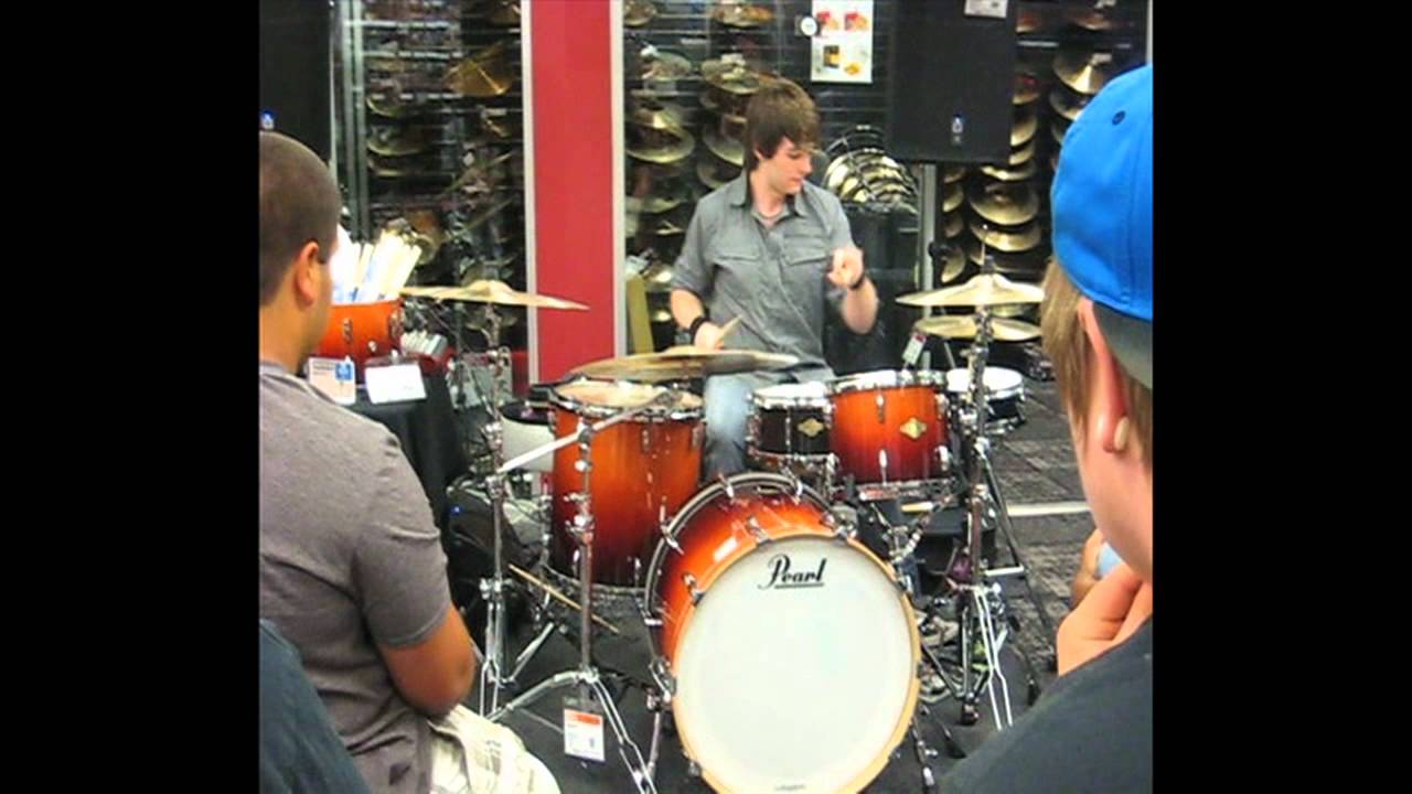 jason hartless drum solo guitar center indianapolis clinic youtube. Black Bedroom Furniture Sets. Home Design Ideas