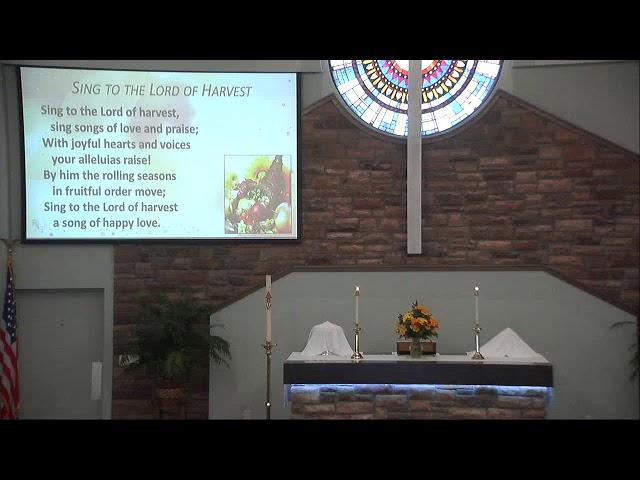 11/25/2020 Thanksgiving Eve Service