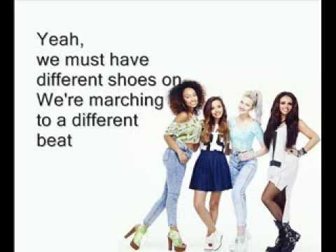 Little Mix - A Different Beat Lyrics