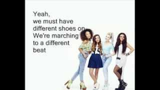 Baixar - Little Mix A Different Beat Lyrics Grátis