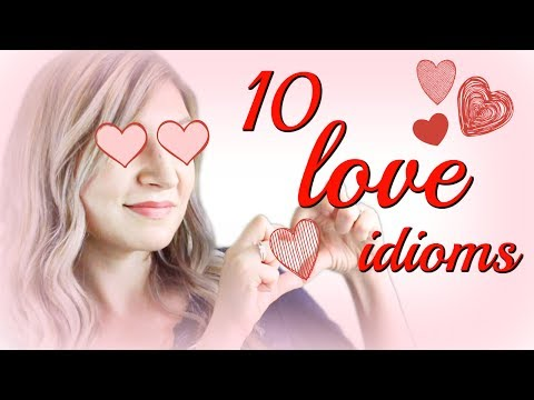 Useful & Popular LOVE Idioms | Time to Fall In Love