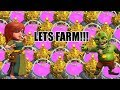 LETS FARM!!! Clash of Clans Farming Gameplay