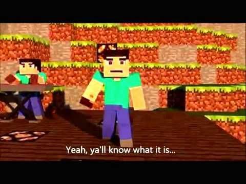 """""""The unknown"""" minecraft descriptive parody"""