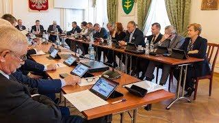 Sesja rady miasta (29.11.2018)
