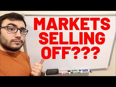 Stock Market FINALLY Selling Off? | Trading Update 3/6/19 | Trading Stocks For Beginners