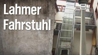 Realer Irrsinn: Lahmer Fahrstuhl in Stendal