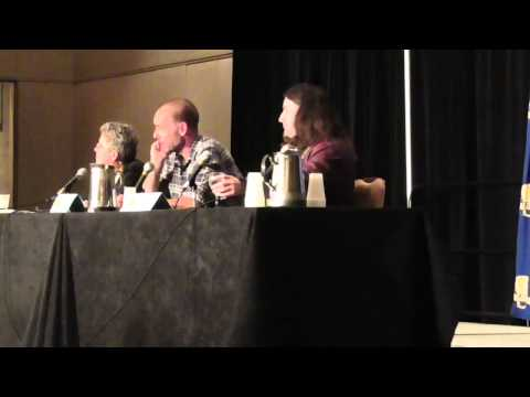 Dresden Files - Bringing the Wizard to Life Dragon Con 2014