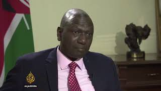 William Ruto EXPOSES Raila Again During His 2nd AL Jazerra Interview