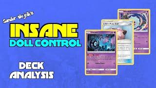 The Craziest Deck in Standard - Doll Control | Pokemon TCG