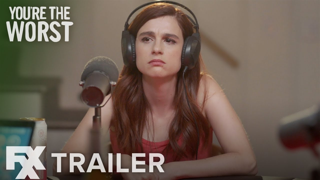 Download You're the Worst | Season 4 Ep. 4: This Is Just Marketing Trailer | FXX