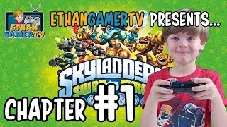 Skylanders SWAP Force (Chapter 1) - Mount Cloudbreak | KID GAMING