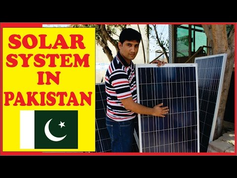 Solar System Complete Guidance for Pakistan