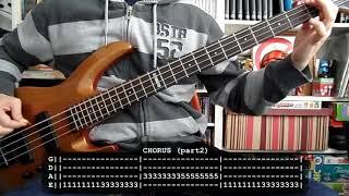 MAREA - Corazon de mimbre (bass cover w/ Tabs)