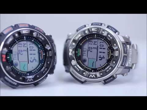 Часы Casio PRO TREK PRW 2500. Купить часы Casio PRO TREK (наручные часы Касио).