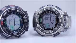 Часы Casio PRO TREK PRW 2500. Купить часы Casio PRO TREK (наручные часы Касио).(, 2013-11-20T09:22:00.000Z)