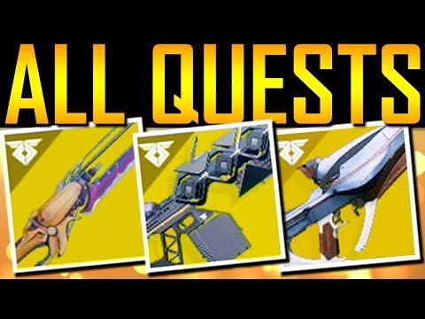 destiny 2 all exotic quests secret code Популярные видеоролики