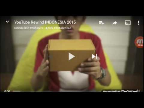 The video eps 19 youtube rewind indonesia 2015