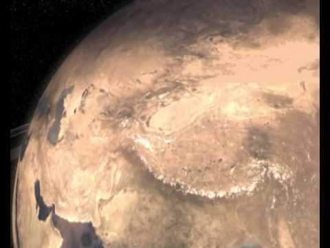 Download Death Earth after Human AH - cinema 4d clip