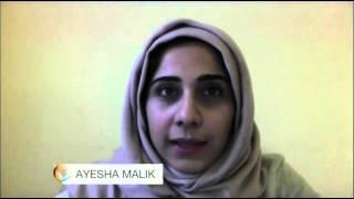 Ahmadiyya Muslim Ayesha talks to Victoria Derbyshire