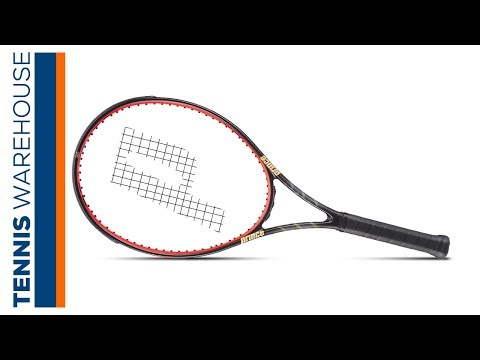Prince Textreme Beast 100 Racquet Review