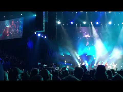 Audioslave feat. Juliette Lewis at Chris Cornell Tribute Concert, 'Be Yourself' -  01.16.19