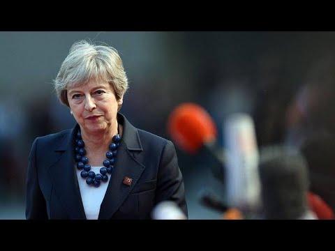 O périplo desesperado de May pela Europa continental