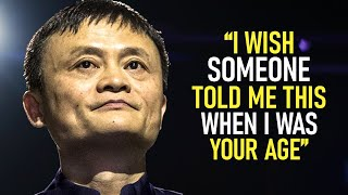 Jack Ma's lifechanging advice for young people