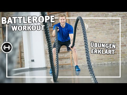 Video: Sport-Thieme Battle Rope