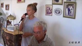 IL MIO RIFUGIO - RICHARD COCCIANTE - JULIE CAILLY ET PAUL CAILLY - PIANO/VOIX