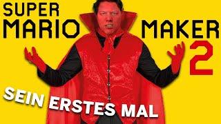 Brammen ist der Teufel in Mario Maker 2