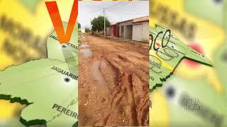 Gil Costa manda vídeo da conclusão do Calçamento no mutirão estrada das Flores
