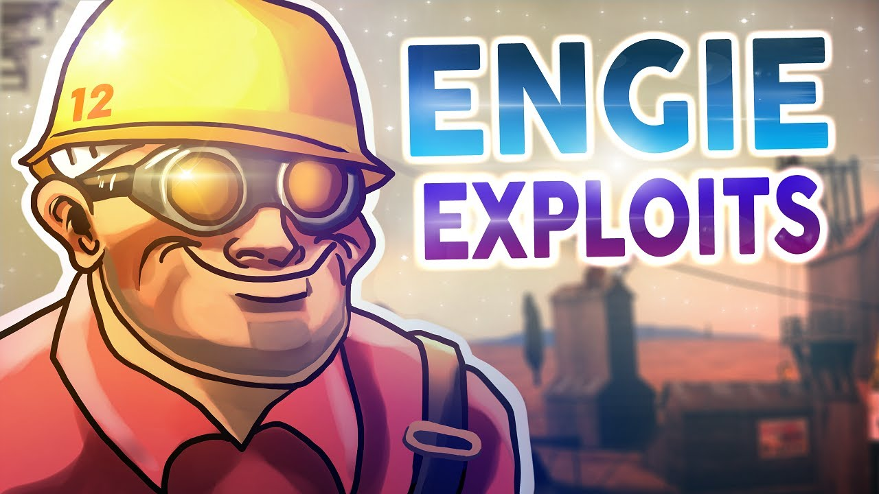 TF2 - 12 Engineer Exploits in 4 Minutes