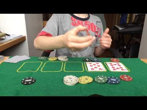 Правила игры в покер!