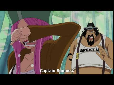 Jewelry Bonney crying during Marineford War [One Piece episode 474]