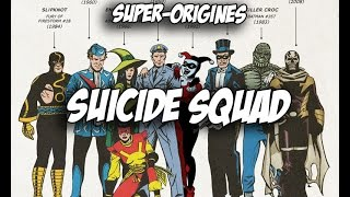 Super-Origines | Suicide Squad