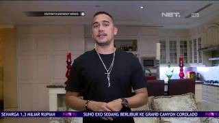 Ditinggal Liburan, Mario Lawalata Ceritakan Isi Rumah Orangtua