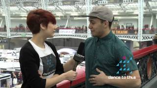Baixar Lukas McFarlane Dance To This Interview - Move it 2013