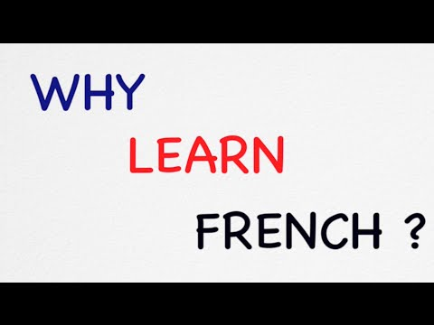 Why Learn French ? Alliance Française de Perth