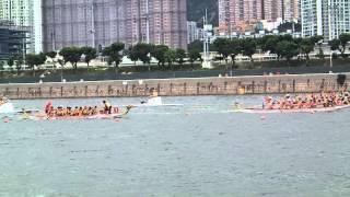 20140518 佛青_佛教大雄中學_學界龍舟比賽_準決賽