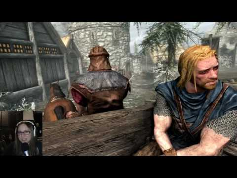 Malukah Plays Skyrim Special Edition Live on Twitch - Ep. 1: Here We Go... Again