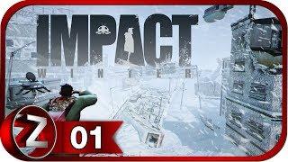 Impact Winter Прохождение на русском 1 - Первая вылазка FullHD PC