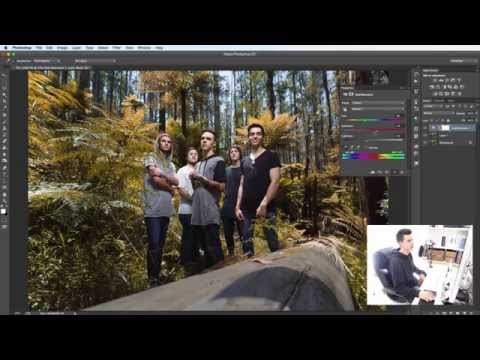 How to add colour to your Band Photos (BAND PROMO TUTORIAL)
