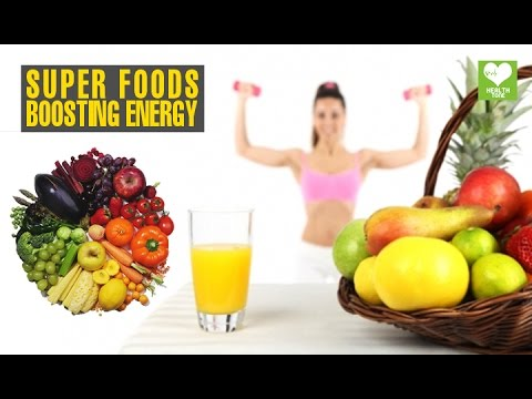 Superfoods for Boosting Energy | Health Tips | Educational Video