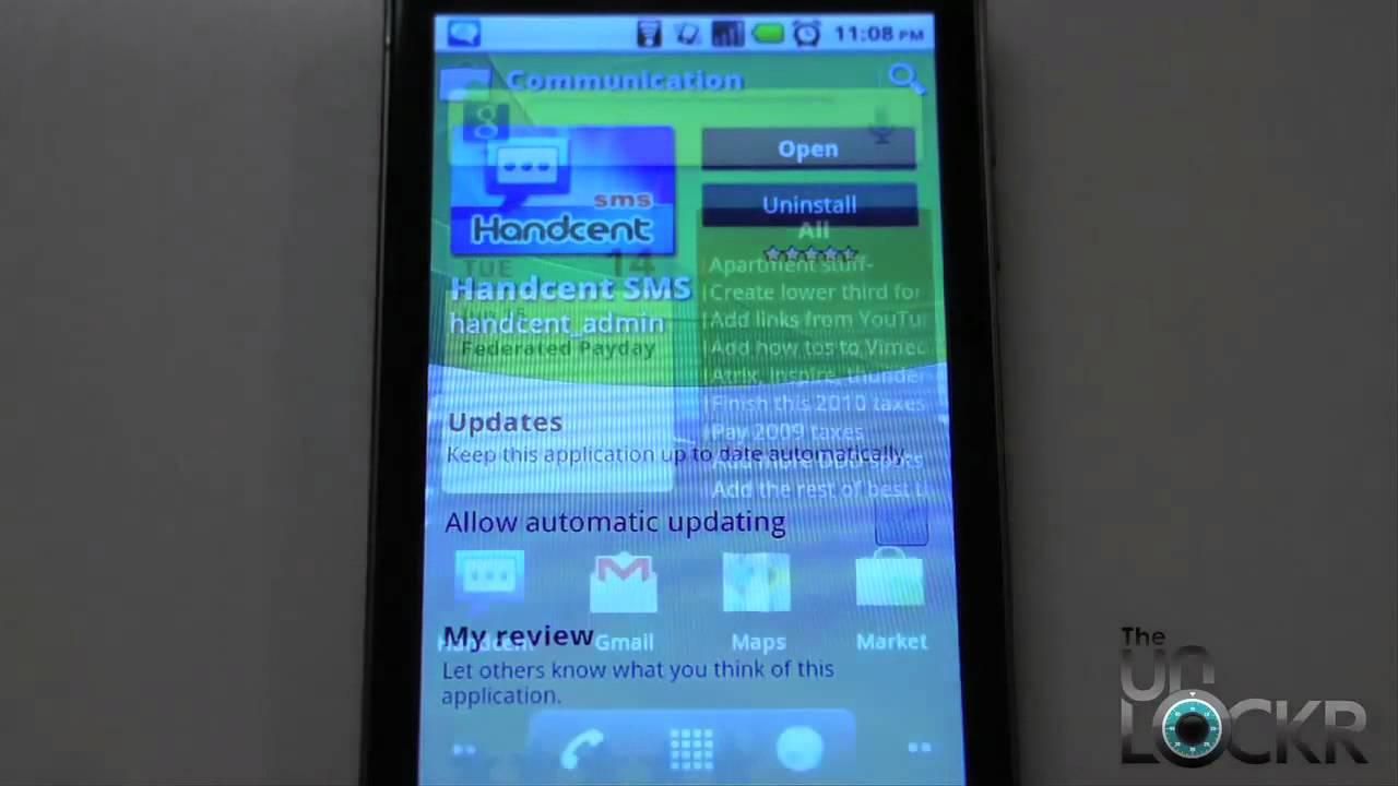 How to Rezise your pictures for MMS on an Android phone