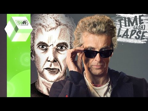 Peter Capaldi - Time-Lapse (Lash) Art