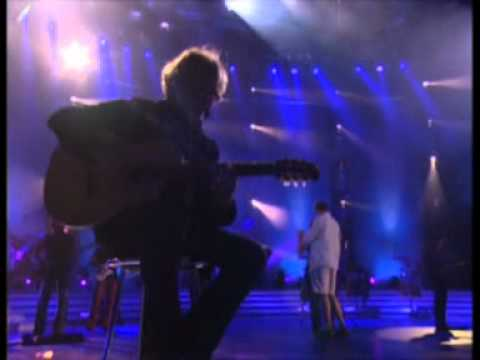 Shania Twain - When You kiss me Live. Engagement on stage