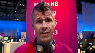 Ovi Music at Nokia World: Dean